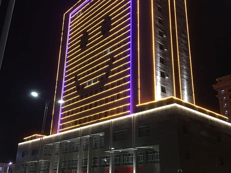 新疆省阿图什市国土资源大楼
