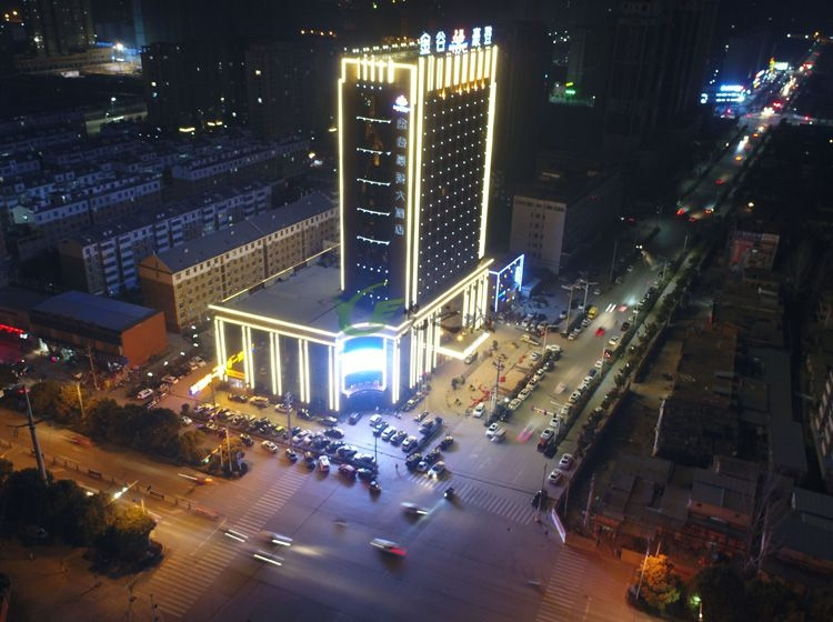 安徽阜阳市金谷豪登大酒店