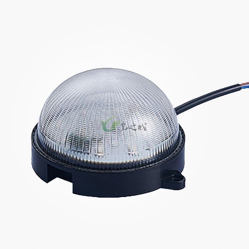 户外亮化点光源是理想化为质点点光源