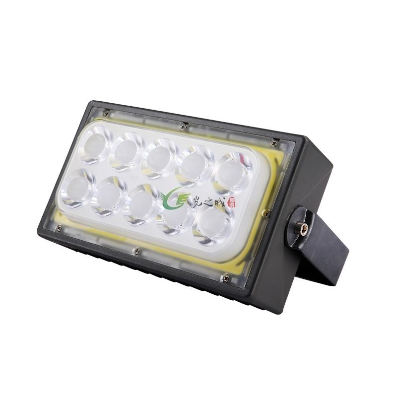 关于大功率LED投光灯的设计