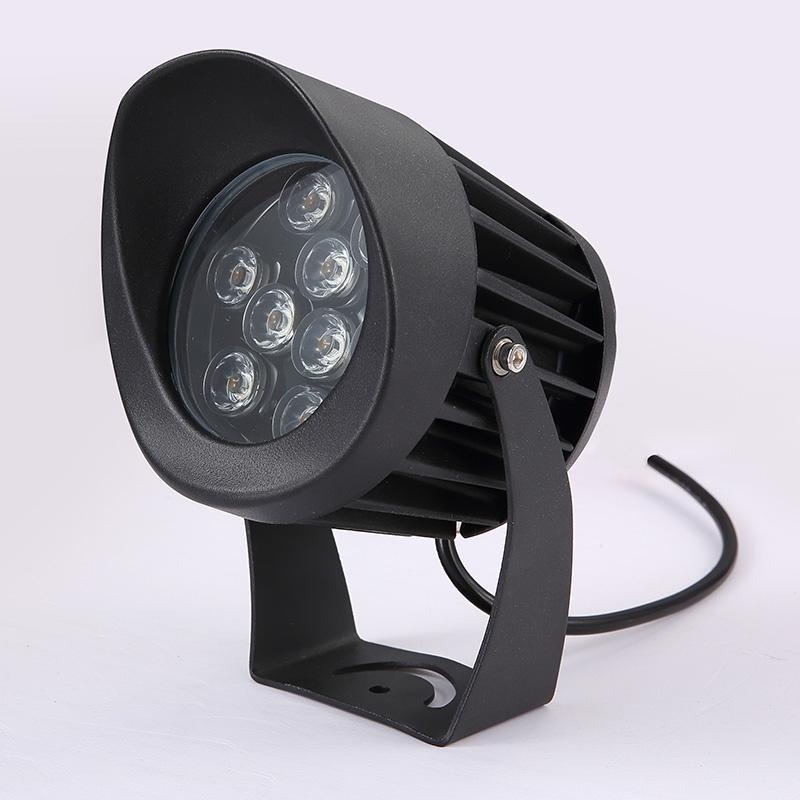 谈谈LED单颗投光灯外壳的一些问题