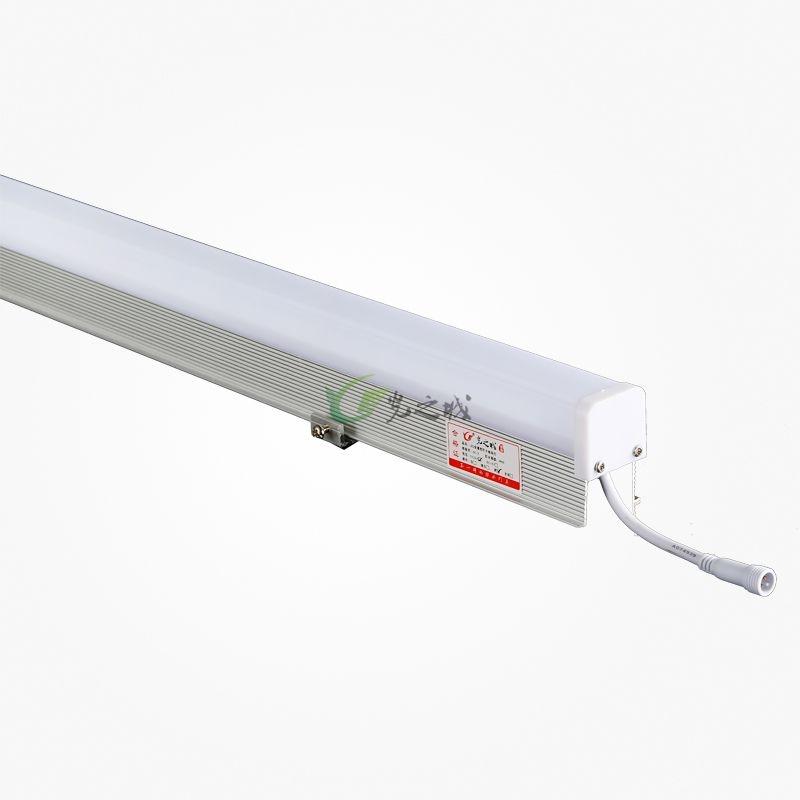 方形铝材数码管护栏管