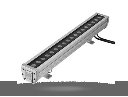LED洗墙灯应用